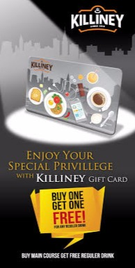 Killiney Kopitiam, Tebet